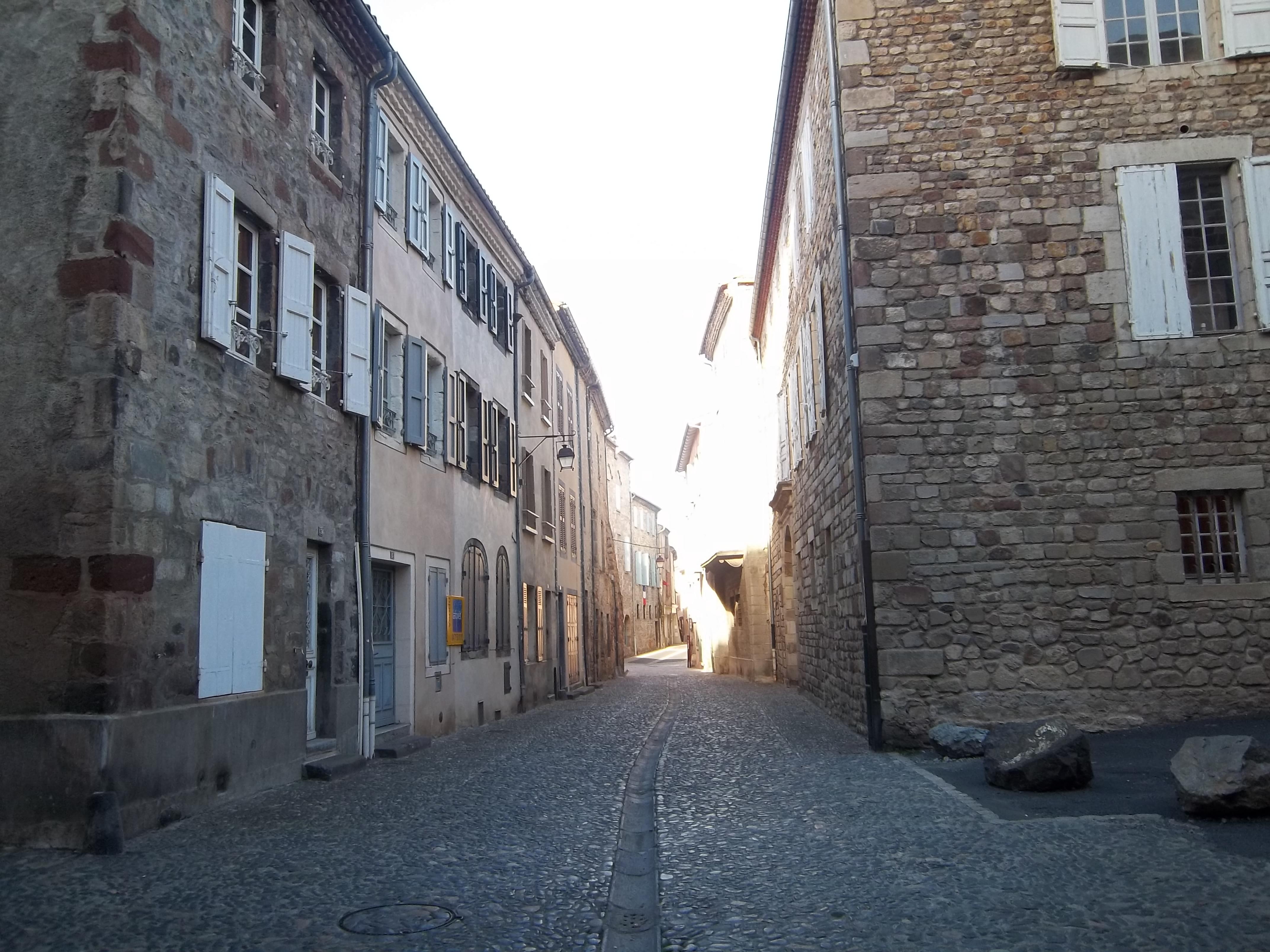 Chambres d h´tes au coeur de Brioude en Auvergne